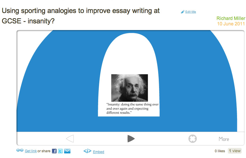 analogies for essay writing